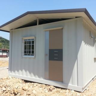 N11> 기숙사, 휴게실/ 4*5/100미리 단열, 온돌신발턱 모노륨시공, 지붕판넬/신제품 판매중